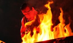 Nesāks procesu par ugunsdrošības normu neievērošanu 'Rammstein' koncertā