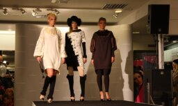 Latvijas dizaina mēneša modes skate