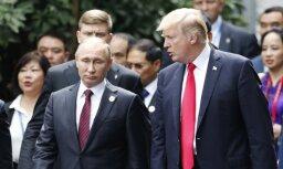 Пресса Британии: выход США из ракетного договора на руку Путину