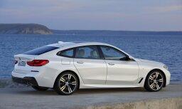 BMW parādījis 6. sērijas hečbeku 'Gran Turismo'