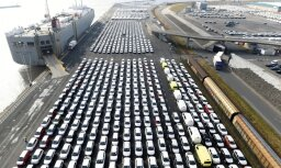 VW piekrīt samaksāt miljardu eiro par manipulēšanu ar dīzeļdzinēju izmešiem