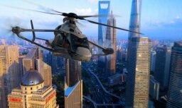 'Airbus' pasaulei piedāvā jaunu helikoptera konceptu