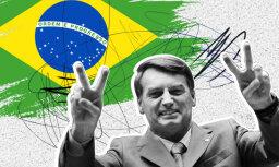 Vergu pēcteči un seksisms: Kas ir 'Tropu Tramps' Bolsonaru
