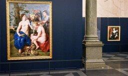 Pēdējā iespēja skatīt pasaulslavenu gleznotāju izstādi 'Prado 12 raksturi'