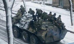 Сепаратисты заявили о задержании в Луганске украинских диверсантов