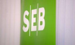 SEB grupas ceturkšņa peļņa Latvijā - 13,9 miljoni eiro