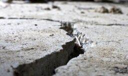 Iespējams, Rīgā ir notikusi zemestrīce
