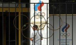 Krievijas Olimpiskās komitejas prezidenta amatam izvirzīti divi kandidāti