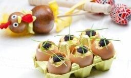 Lieldienu ēdieni: pamatprincipi un variācijas