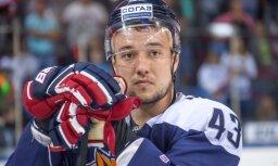 Jans Kovāržs pēc pieciem gadiem KHL pārceļas uz NHL