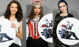 Izvēlētas 12 skaistākās jaunās Latvijas TV zvaigznes