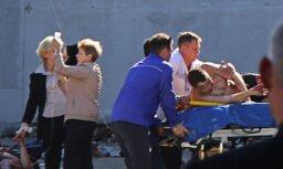 Uzbrukums Krimā: apšaudē bojā gājuši 19 cilvēki