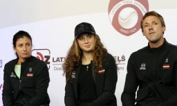 Ostapenko un Sevastova saglabā savas vietas WTA rangā