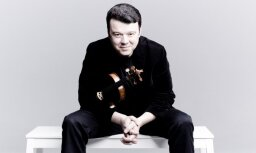 'Sinfonietta Rīga' sezonu atklās ar Vadima Gluzmana uzstāšanos