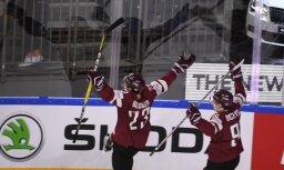 Zināms Latvijas hokeja izlases spēļu kalendārs 2018. gada pasaules čempionātā