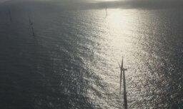 Skotijā darbību sāk pasaulē pirmais peldošo vēja ģeneratoru parks