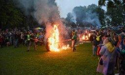 В Риге праздник Лиго отметят на набережной 11 ноября и Дзегужкалнсе