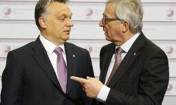 EP nosoda Orbāna paziņojumus par nāvessodu un aicina 'rādīt priekšzīmi'