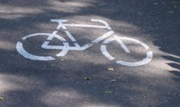 За год в Риге построят 29 км велодорожек, вопрос с улицей Бривибас отложен