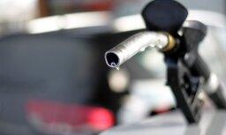 В Карсаве задержан нелегальный торговец дизельным топливом