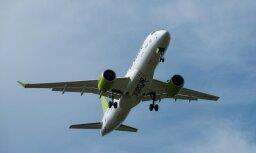 Ogre pārspēj Rīgu pāris dienas pirms 'airBaltic' lidmašīnu 'kristību' konkursa noslēguma