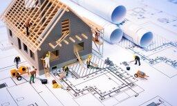 Būvniecības apjoms turpina palielināties