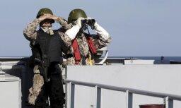 В Даугавгриве планируют создать базу Морских сил