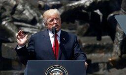 """Трамп: КНДР следует """"очень сильно нервничать"""""""