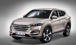 ФОТО, ВИДЕО: Компания Hyundai представила преемника кроссовера ix35