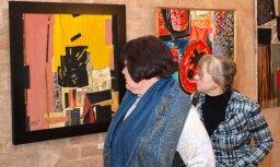 Atklāj latviešu glezniecības klasiķa Rūdolfa Piņņa darbu izstādi