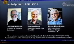 """""""Нобелевку"""" по химии присудили за развитие криоэлектронной микроскопии"""