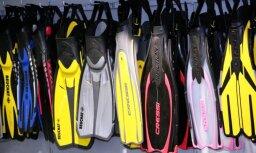 Palangas piekrastē varētu izveidot zemūdens muzeju
