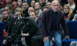 Atkāpjas rasisma skandālā iekļuvušais basketbola kluba 'Lietuvos rytas' ilggadējais prezidents