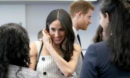 Prinča Harija līgava atkal trāpa desmitniekā