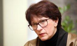 Евродепутат Сандра Калниете допускает аннексию Белоруссии
