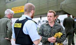 Датский изобретатель признал гибель журналистки на затонувшей подлодке