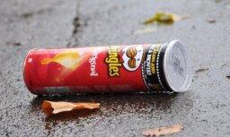 Эксперты назвали чипсы Pringles главным врагом переработки отходов