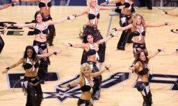 Bertāna pārstāvētā 'Spurs' kļūst par pirmo komandu NBA, kas izformē karsējmeiteņu grupu