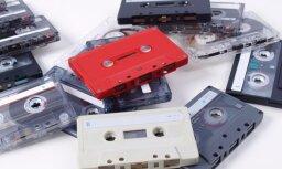 ВИДЕО: Британские дети опешили от вида аудиокассет