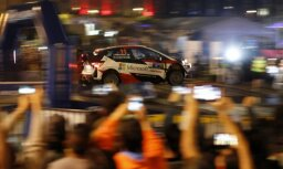 'Force majeure' dēļ atceļ divus Meksikas WRC rallija ātrumposmus