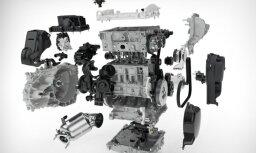 'Volvo' izstrādājis savu pirmo trīscilindru motoru