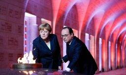 "В Европе отмечают столетие ""Верденской мясорубки"""