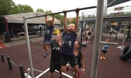 Eiropas sporta nedēļa: Erdmaņu ģimene par sportošanu un uzturu - vesels un laimīgs!