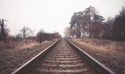 Литовские железные дороги объявили конкурс на работы по восстановлению участка путей в Реньге