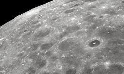 Объяснено появление загадочных узоров на поверхности Луны