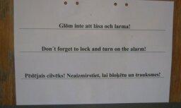 Tulkojums Zviedrijas celtniecības objektā