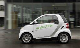 'smart' elektromobili sāks ražot jau novembrī