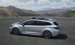 'Toyota' atvadās no 'Auris' un tā vietā piedāvās 'Corolla'