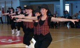 Labākie līnijdeju izpildītāji pulcējās Baltijas kantri vesterna deju čempionātā