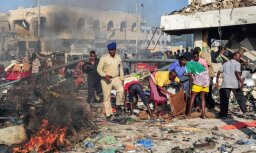 ФОТО. Теракт в столице Сомали: более 230 погибших